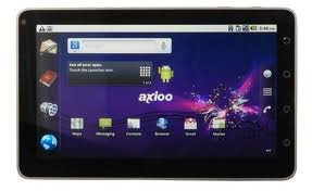 "Axioo Pico Pad Series - 7"" Multi Touch Panel"