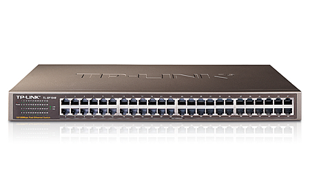 TL-SF1048 - Switch 10/100Mbps 48Port Rackmount